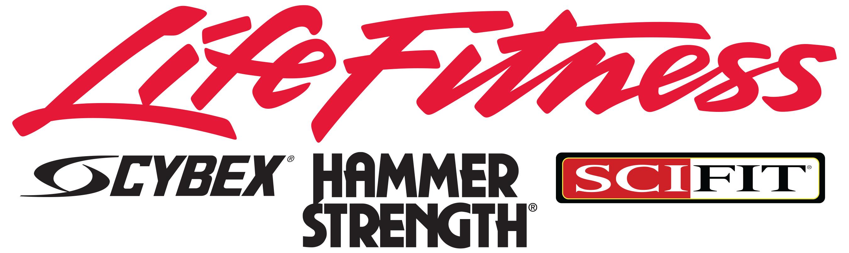 LifeFitness/Hammer Strength/Cybex/SciFit - PFSCCA