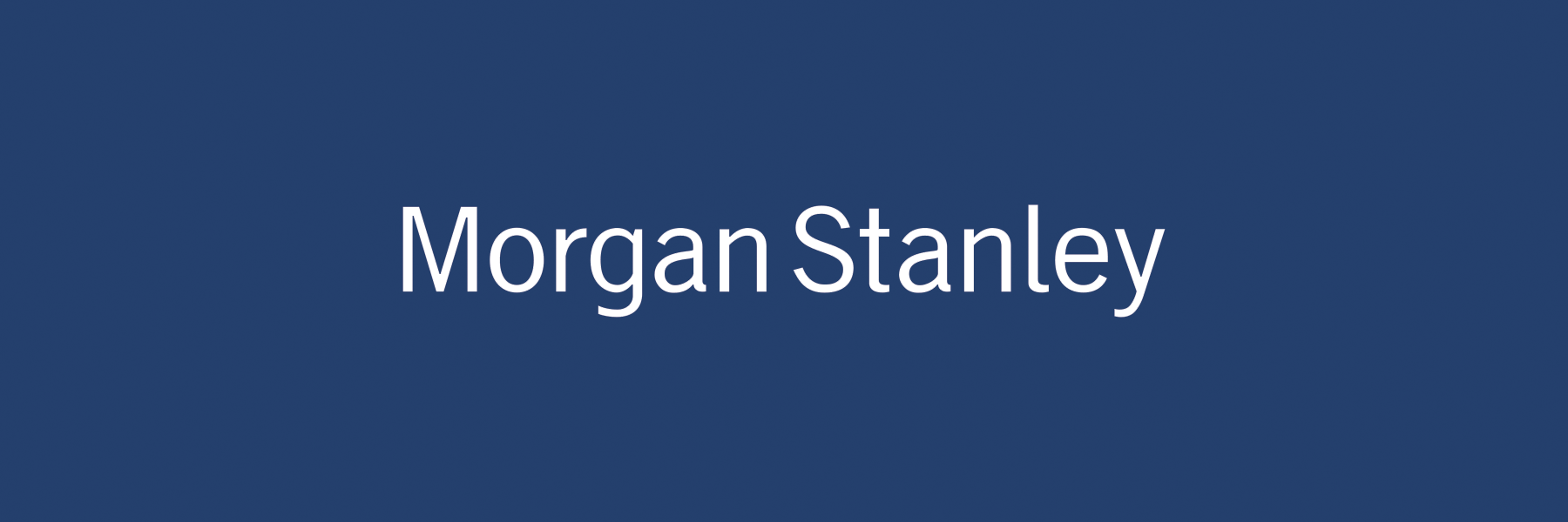 Morgan Stanley Pfscca